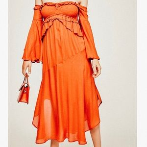 NWT Spell & The Gypsy Florence Midi Dress